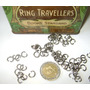 Antiguos Ring Travellers Ingleses Para Armar Cota De Malla