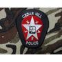 Parche De La Policia De Cedar Hill