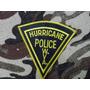 Parche De La Policia De Hurricane