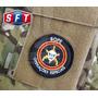Parche Batallon De Operaciones Especiales - Bope De S F T®