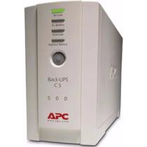 Ups Apc Bk500ei 500va Back-ups 4 Tomas Estabilizador 32min
