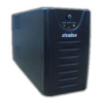 Nuevo Ups + Estabilizador Atomlux 220v 500va Garantía 2 Años