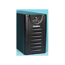 Atomlux Ups 1500 @ Ups + Estabilizador 1500va Caja Metálica