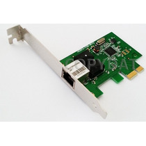 Placa De Red Pci-express Gigabit Ethernet Hasta 1000mbps