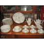 Antiguo Juego Porcelana Verbano 36 Piezas Platos,juego Cafe