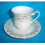 Super Fino Elegante Juego Te Fine China C. Ming S/uso (1185f