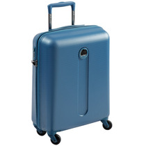 Valija Mano Maleta Delsey Viaje Cabina Avión Helium Azul