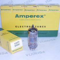 Válvula Electrónica, Vacuumtube 12at7 /ecc81 Amperex-mullard