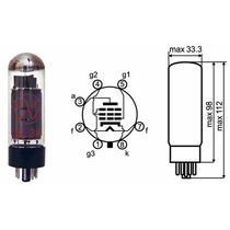 Valvula El34 Jj Electronics (ex-tesla) Vacuum Tube