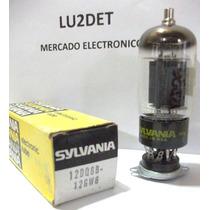 Valvula Electronica 12dq6 B / 12gw6 (6dq6) Nos Nib Sylvania