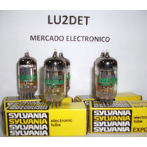 Valvulas Electronicas 6an8 A 6an8a Nos Sylvania (verde)