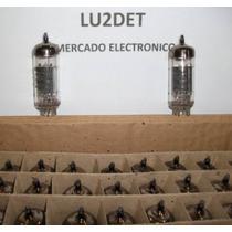 Lote 4 Valvulas Electronicas Pcl84 15dq8 Nos Nib Miniwatt