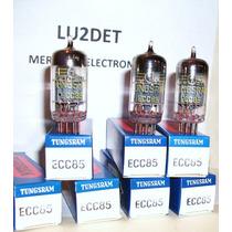 Valvulas Electronicas Ecc85, 6aq8, B719, 6l12 Nos Tungsram