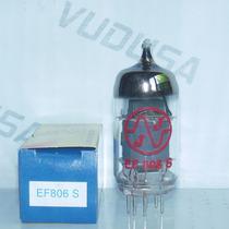 Válvula Electrónica, Vacuum Tube Ef806 / 6267 / Ef86 Jj Elec