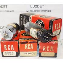 Valvulas Electronicas 6dq6 B 6dq6b 6gw6 Nos Nib Rca