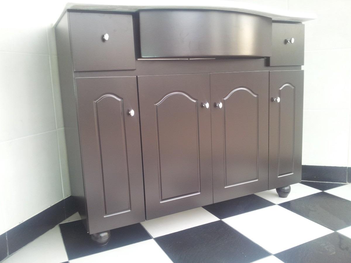 Bachas Para Baño Con Mueble:Vanitory Con Doble Bacha Mueble A Medida Mod 7 Muebles A Medida