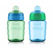 Mamadera Philips Avent My Easy Sippy Cup, 9 Ounce