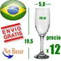Copa Champagne Sidra Brindis Champan Flauta Fiesta Alta Bar