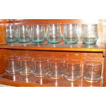 Antiguos Vasos De Whisky (2 Juegos)