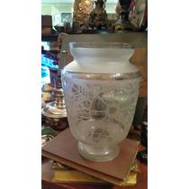 Lorrain (france)vaso Vidrio Soplado Tallado Al Acidoart Deco