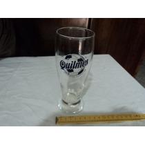 Quilmes Vaso Cerveza Chopero Aleman