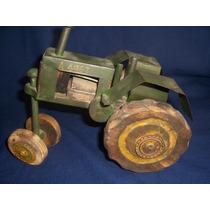 Antiguo Tractor Artesanal-