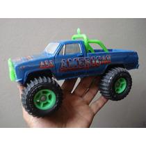 Chevrolet Monster Truck Marca Duravit N.55 - (ind.arg)