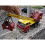 Camion Grua De Chapa Años 50 - Marusan Toys - Japon