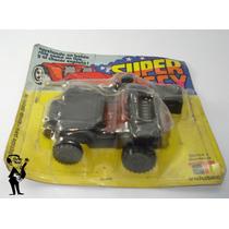 Auto Buggy Con Lanzador Y Cebita Ochentoso Bugui