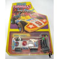 Auto Formula 1 Galgo Con Ctrl Remoto Y Luces A Pila Del