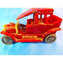 El Arcon Antiguo Autito Coleccion Chapa Benz 1910 10cm 26064