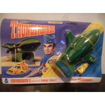 Thunderbirds Matchbox Nave Con Nave Mas Chica Original