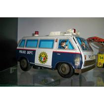 Camion De Policia Japones Impecable¡¡¡¡¡¡