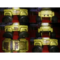 Camion Camioneta Duravit Verde De Las Tortugas Ninjas Chico