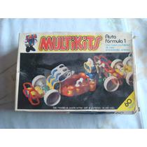 Multikits Auto Formula 1, Juego Para Armar