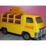 Coca Cola Coleccion Camion Auto Juguete Muñeco Miniatura