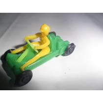 Karting Piloto Autito Cochecito Mini Miniatura Competicion