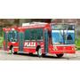 Colectivo Escala 1/64 Bus Tatsa Puma Plaza Linea 133