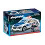 Vehiculo Playmobil Coche De Policia