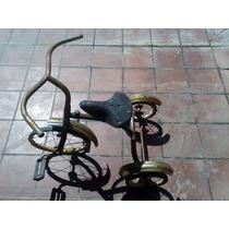 Antiguo Triciclo 100% Original Funciona Perfecto Leer Descri