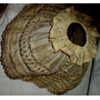 Antigua Funda Cubre Pantalla-velador-lampara