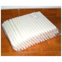 Velas De Parafina Blancas X 100 Unid Promo ( $1.69 C/u)