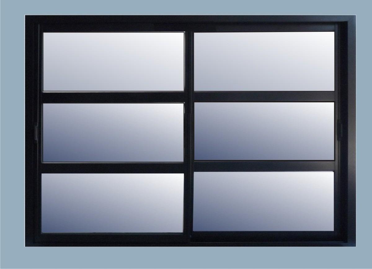 Aberturas ventanas de aluminio en pisos paredes y caroldoey - Bentanas de aluminio ...