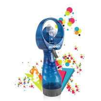 Ventilador Turbo Spray Agua Portatil Refresca Calor Verano