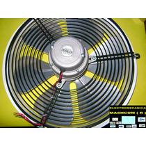 Extractor De Aire Reversible De 35 Cm * Capital Envio Gratis