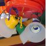 Spot De 3 Luces Para Ventilador De Techo Acepta Bajo Consumo