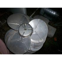 Paleta De Aluminio Para Turbo Ventilador