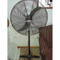 Ventilador De Pie Industrial 80 Cm Winco