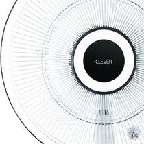 Ventilador De Pie Clever 16d Digital Control Remoto Y Timer