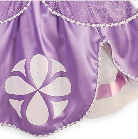 Vestido Dela Princesa Sofia Disney Imagui